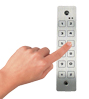 weather proof access keypad
