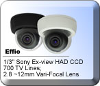 HD high def cctv surveillance camera